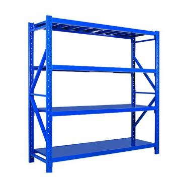 Adjustable Chrome Wire Shelving Metal Storage Rack for Garage / Warehouse