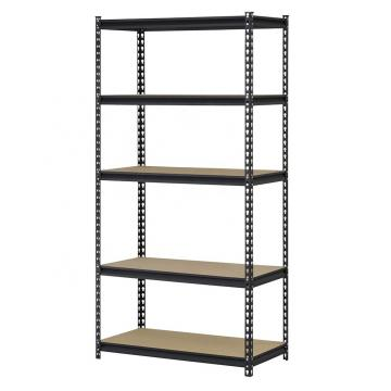 Storage Rack Unit Shelves Metal Closet Stainless Steel Shelf 1
