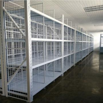 High Speed Heavy Duty Customized Radio Shuttle Pallet Racking for Warehouse Storage