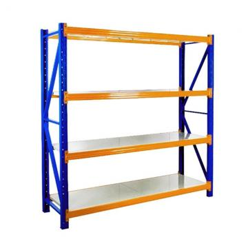Industrial Warehouse Storage Steel 8 Tiers Adjustable Chrome Wire Shelving