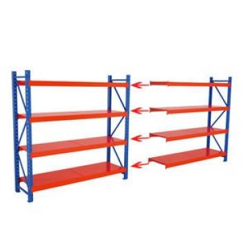 Powder Coated Wide Span Bulk Storage Racks / Warehouse Rack / Display Rack