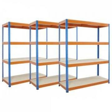 New Square Tube Column Storage Shelves Load-Bearing High Industrial Shelves